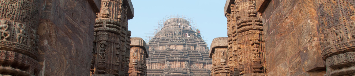 Bhubaneswar is famous for its Hindu pilgrimage